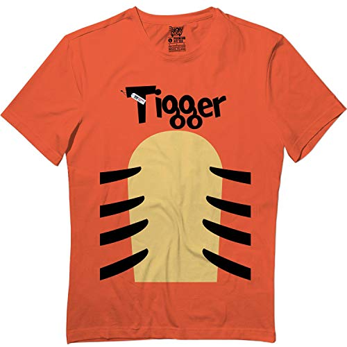 Tiger Cute Halloween Matching Family Group Team T-Shirt