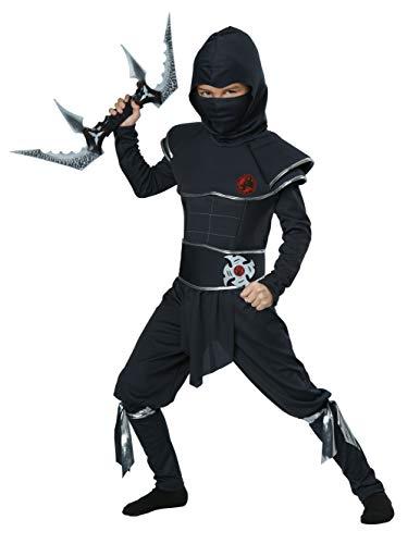 California Costumes Child's Ninja Warrior