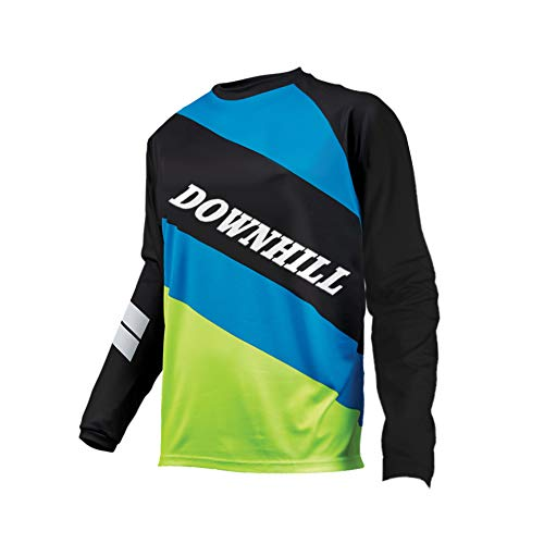 Uglyfrog Long Sleeve DH/AM/XC/FR/MTB/BMX/Moto/Enduro/Offroad Moto Wear Cycling Jersey ()