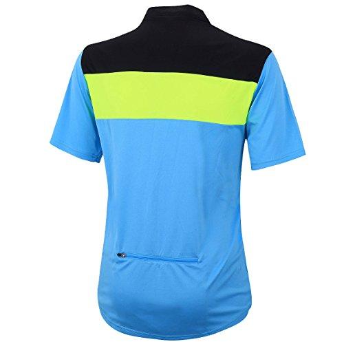 Airtracks secado cremallera cierre r ciclismo Jersey de Air manga Jersey transpirable Pro corta rpxPRwrq