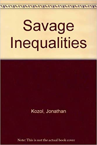 Savage Inequalities Pdf