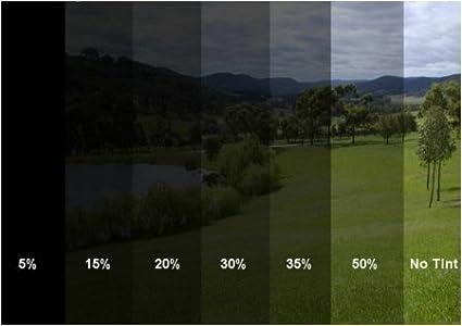 600 x 50 cm 30% db Lunas Protector de pantalla tintado Lunas de privacidad pantalla Protector Solar