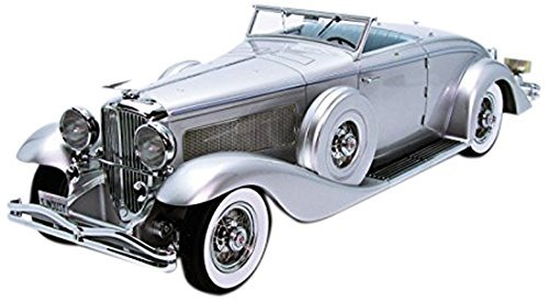 (TM Minichamps 1/18 Duesenberg Guitars SJN supercharged convertible coupe 1936 - Made in resin])