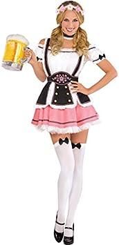 Disfraz de Alemana Oktoberfest para mujeres en varias tallas ...