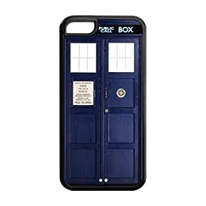 Best Case Cover For SamSung Galaxy Note 2 With Doctor Who Vintage Police Box Design Case Show