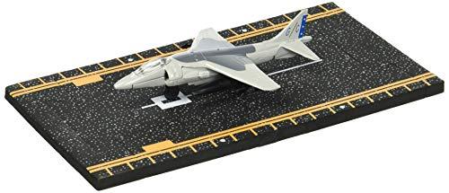 - Hot Wings Av-2B Harrier (Grey Markings) with Connectible Runway Die Cast Plane