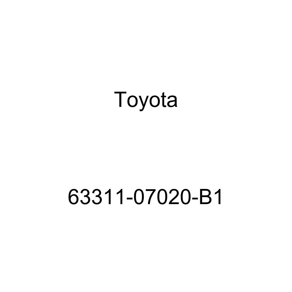TOYOTA Genuine 63311-07020-B1 Roof Headlining Assembly