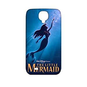 Angl 3D Case Cover The Little Mermaid Phone Case for Samsung Galaxy s 4