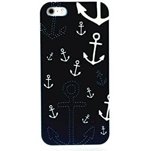 DUR Night Anchors Pattern Hard Case for iPhone 5/5S