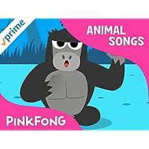 Pinkfong! Animal Songs