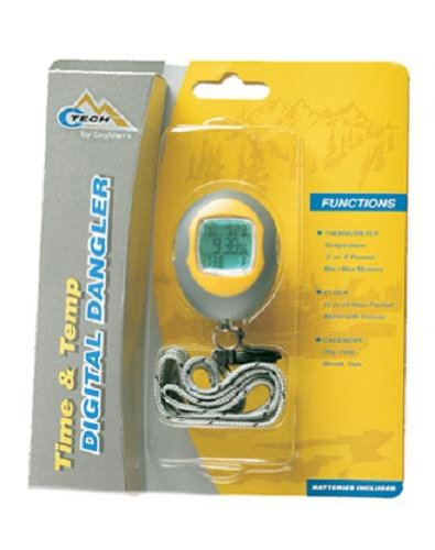 Zipper Pull Thermometer - 9