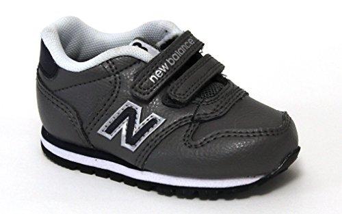 New Balance 500 Scarpe Bambino KV500YNI Sneaker Grigio Blu