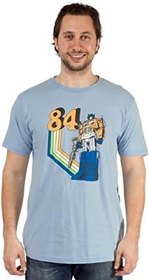 Optimus Prime 84 Transformers T-Shirt
