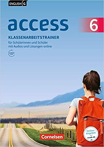 English G Access Allgemeine Ausgabe Band 6 10 Schuljahr