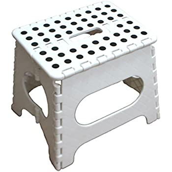 Strange Amazon Com Folding Step Stool The Lightweight Step Stool Cjindustries Chair Design For Home Cjindustriesco