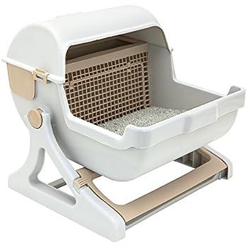 Amazon Com Catgenie 120 Self Washing Self Flushing Cat