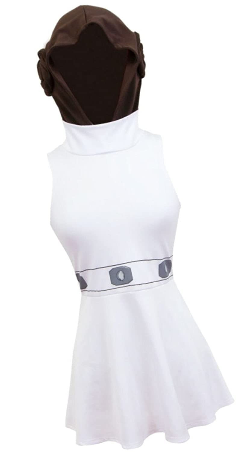 Hooded Cocktail Dress