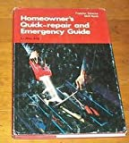 Homeowner's Quick-Repair and Emergency Guide, Max Alth, 0060101423
