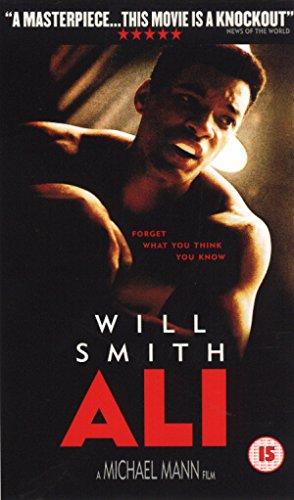 Ali [Reino Unido] [VHS]: Amazon.es: Will Smith, Jamie Foxx ...