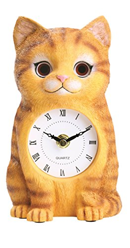 Quartz Cat Clock - 8