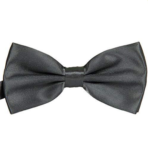 Demana Bowknot longitud ajustable lazo corbata esmoquin corbatas para  adultos para la boda vestido de fiesta df10eeb9783