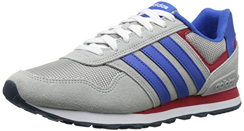 Grey 10K Runner Lifestyle Sneaker adidas NEO Red Power Clear Onix Men's Blue qwaRWSx8