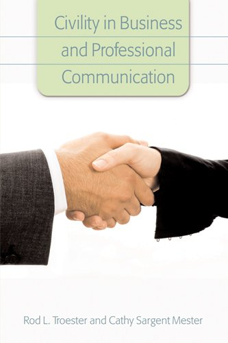 Civility in Business and Professional Communication by Brand: Peter Lang Publishing