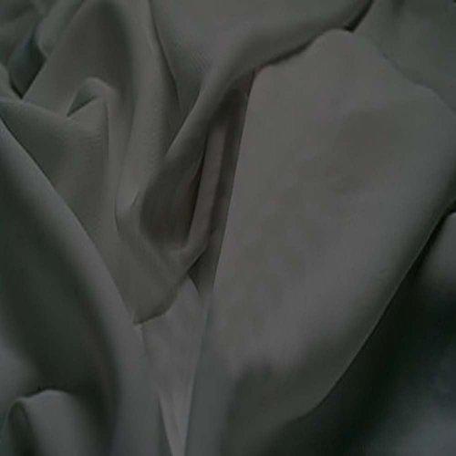 Crafty Cuts 2-Yards Cotton Fabric, Black - Material Black