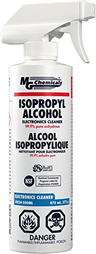 MG Chemicals 99.9% Isopropyl Alcohol Liquid Cleaner, for sale  Delivered anywhere in Canada
