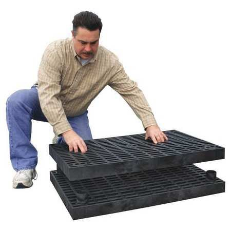 Work Platform Matting, 1/2 In. H, 3 ft. L by Add-A-Level (Image #1)