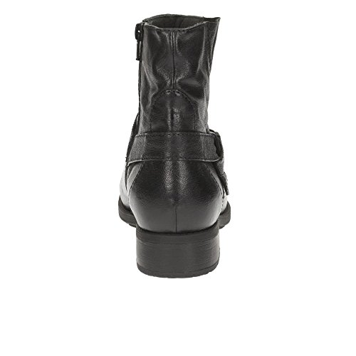 Verlie Bali - Black Leather