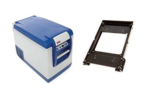 ARB 4X4 Accessories 82 Qt Fridge Freezer Bundle W/Slide