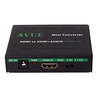 AVUE HDMI-A011 HDCP Compatible Video Converter