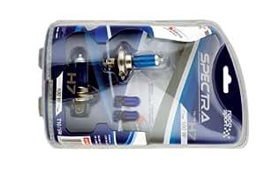 "Sumex Spctra7 - Set Bombillas ""Spectra"" H - 7 12V, 100W + T10, Azul"