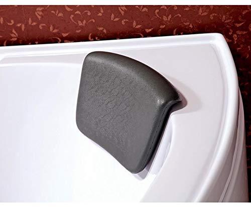 Corner Bath Jacuzzi Massage Jet Shower Double Ended Whirlpool Pump SPA LED
