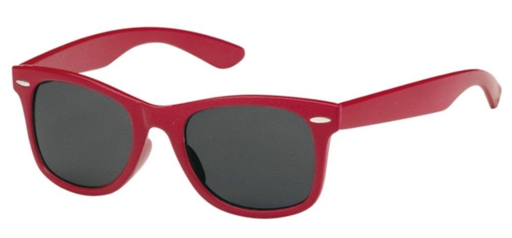 Montana Gafas Sunoptic 958B niños gafas de sol en rojo: Amazon.es: Salud y cuidado personal