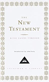 The old testament everymans library everymans library george the new testament the king james version everymans library fandeluxe Images