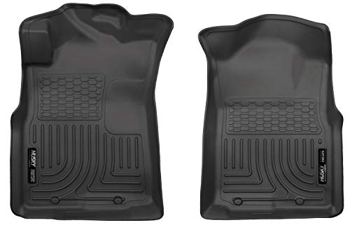 - Husky Liners Front Floor Liners Fits 05-15 Tacoma Access/Double, 05-14 Std Cab
