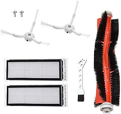 MTKD® Accesorio y Recambio para Roborock S50 S51 S55 S5 S6 ...