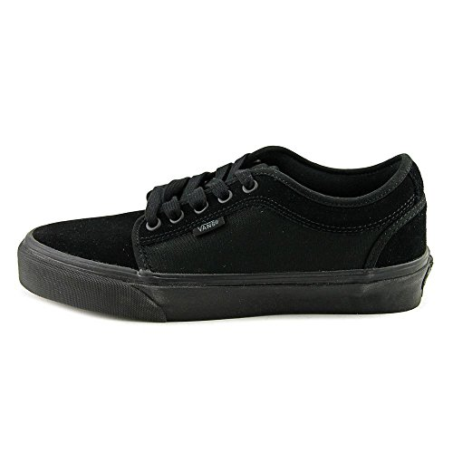 Vans Mens Chukka Low Black / Black