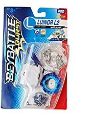 Beybattle T7 Int'l Starter New Top Wave 2 Luinor L2, Multi-Colour