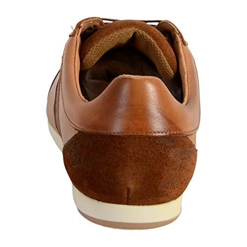 Marine Cuir Chaussures En Camel Wasek Kaki Cognac Redskins Baskets nxwHYfqg