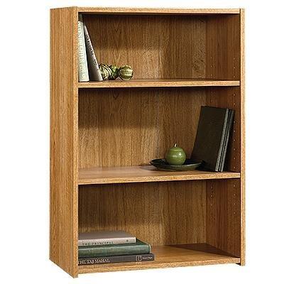 sauder-beginnings-3-shelf-bookcase-highland-oak