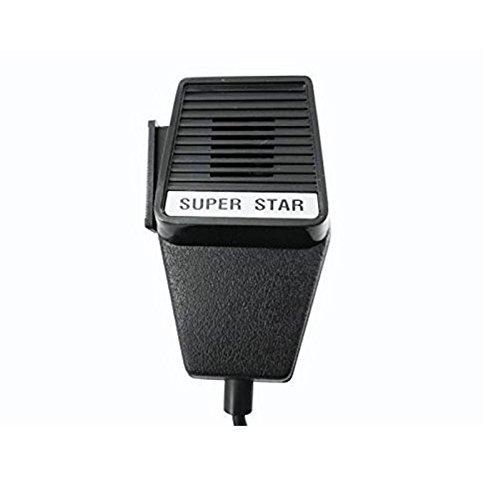 Workman CM4 Superstar CB Radio Microphone (Best Sounding Cb Microphone)