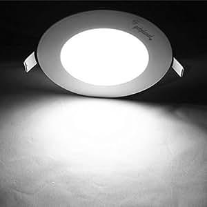 Lámpara de techo LED, proyectores