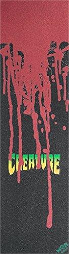 Creature MOB GOOD TIMES single sheet SKATEBOARD GRIP 9x33