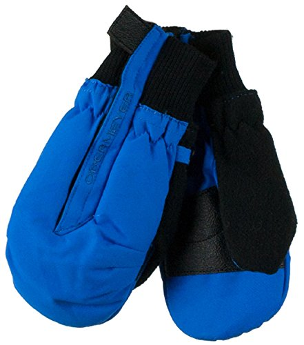 Obermeyer Unisex Thumbs Up Mitten Stellar Blue S from Obermeyer