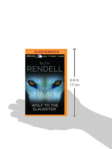 Wolf to the Slaughter (Chief Inspector Wexford): Amazon.es: Ruth Rendell, Robin Bailey: Libros en idiomas extranjeros