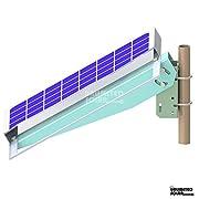 Solar-Panel-Single-Arm-Universal-Pole-wall-Mounting-Kit