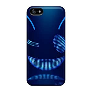Jeffrehing Case Cover For Iphone 5/5s - Retailer Packaging Deadmau5 Protective Case